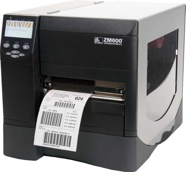 Zebra ZM600