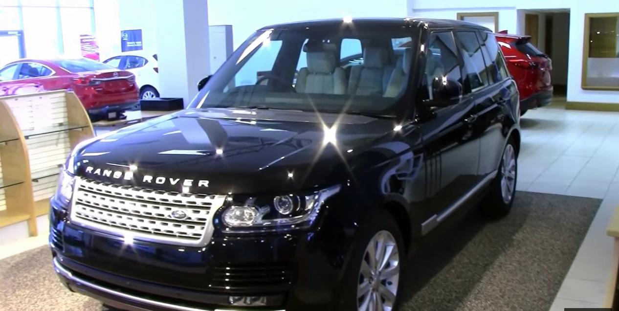Range Rover Vogue | Dubai Exotic Auto Rental