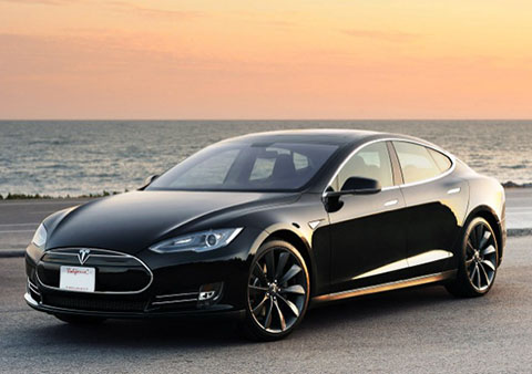 Tesla Model S Prestige
