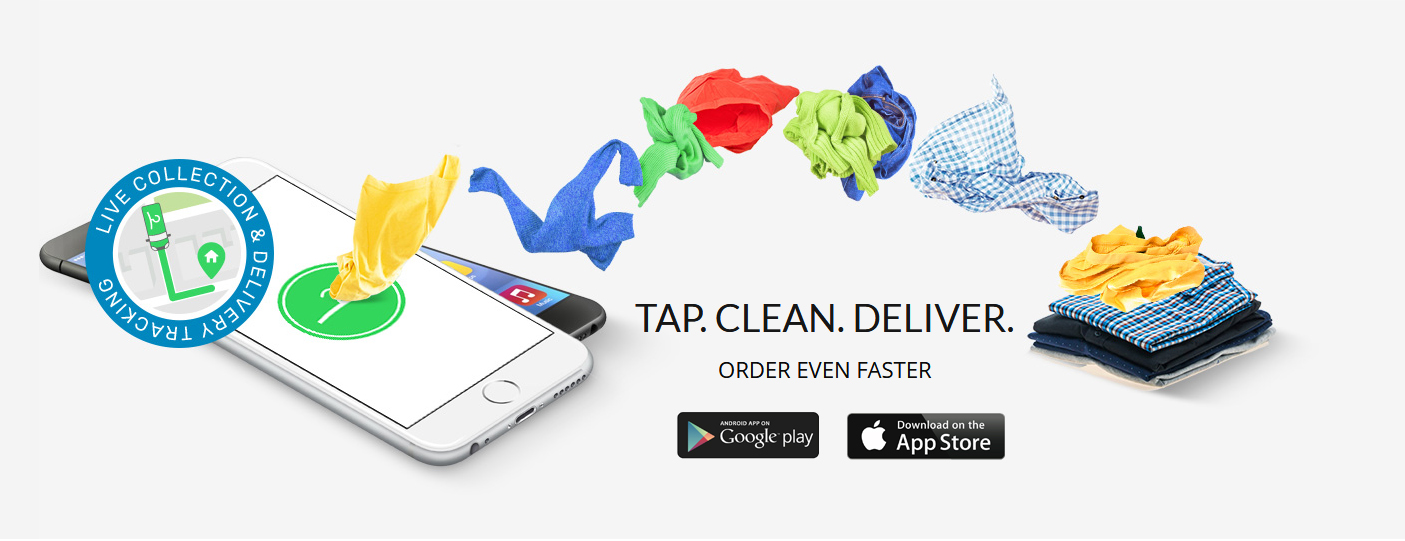 Best Laundry app in Dubai